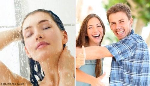 10 mudanças que acontecem ao tomar banho com água fria diariamente