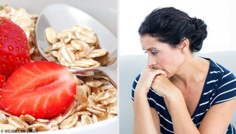 5 alimentos para acalmar a ansiedade por comer