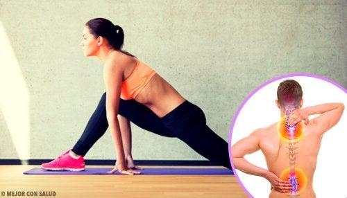 6 exercícios para tonificar as costas