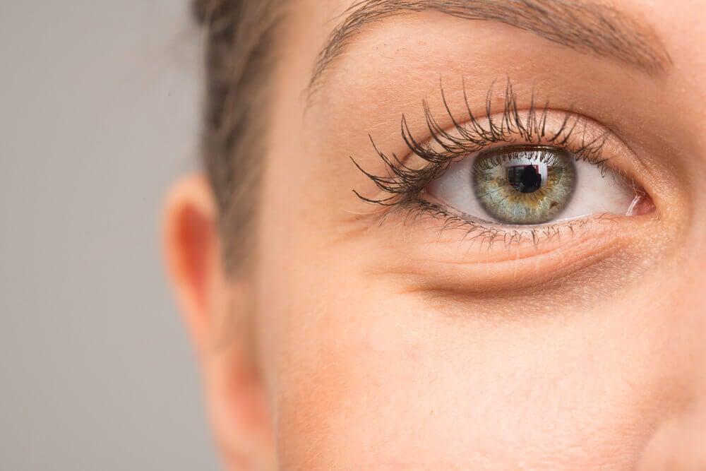 Olho feminino