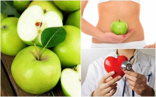 7 razões pelas quais você deveria comer maçã verde em jejum
