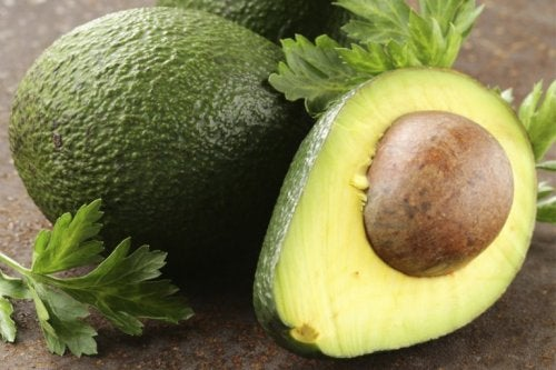 Abacate para ganhar peso