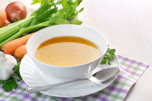 Para parar o vômito ingira alimentos leves