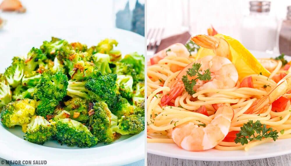 As 5 melhores receitas para não passar fome