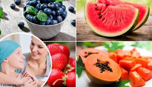 Comer frutas e vegetais regularmente evita o câncer?