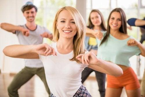 Fazer exercício ajuda a manter a mente treinada