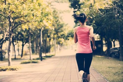 Faça exercício para evitar o aparecimento de hemorroidas