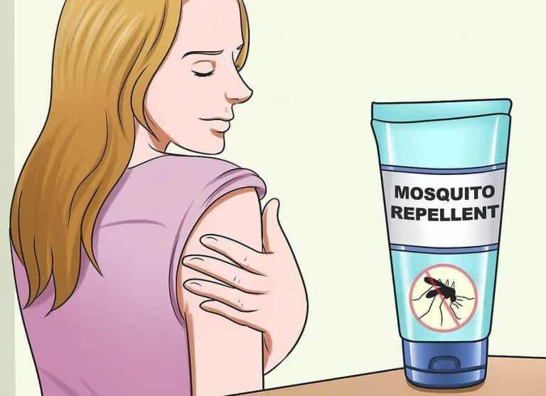 Faça sua própria loção anti-mosquitos caseira e natural