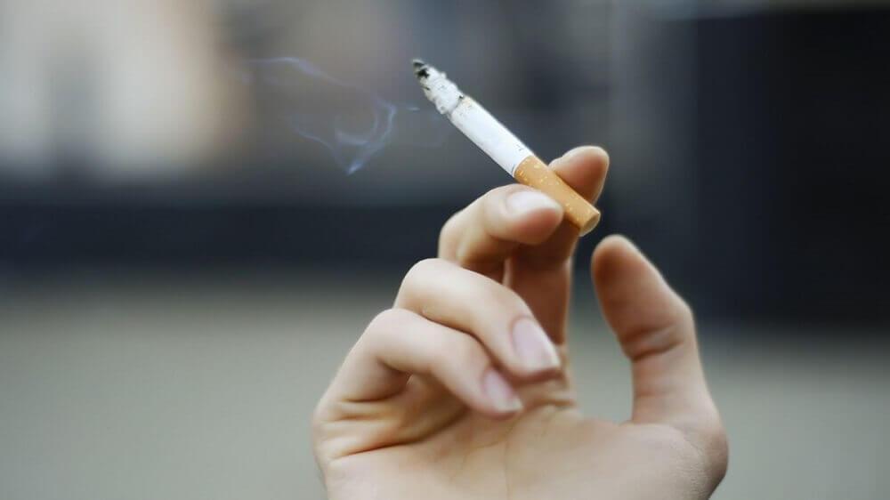 Fumar é nocivo para a saúde