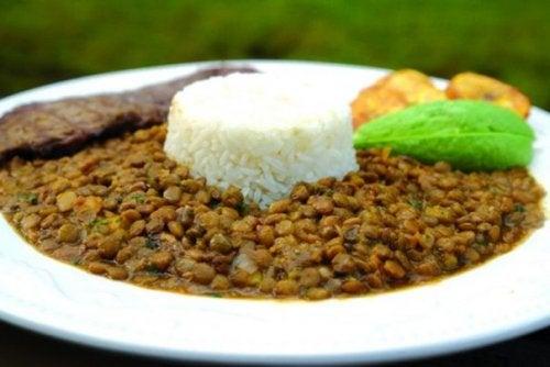 As lentilhas são um dos alimentos que prolongam a vida