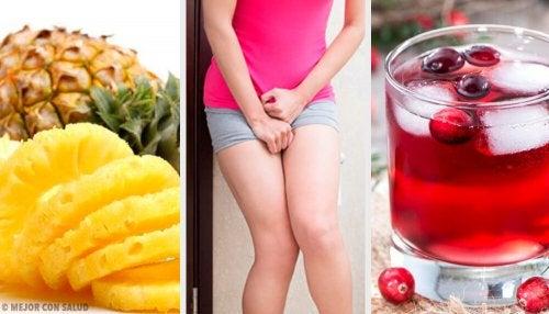 Os melhores remédios para tratar infecções do trato urinário