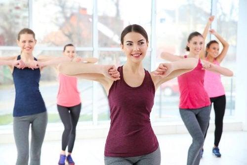 Dança é o melhor esporte para pessoas muito ativas
