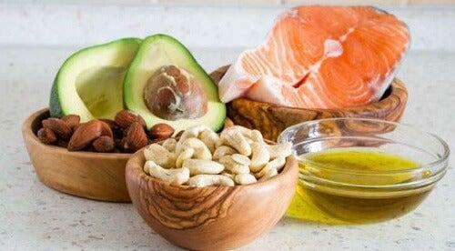 Uma boa alimentação ajuda a regenerar os neurônios