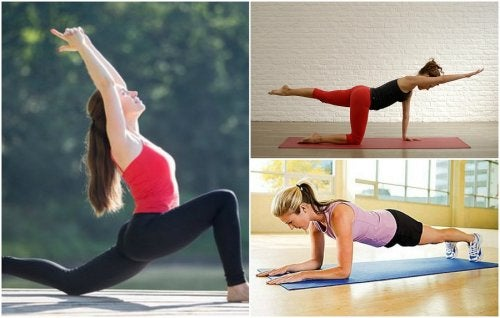 Exercícios para tonificar as costas