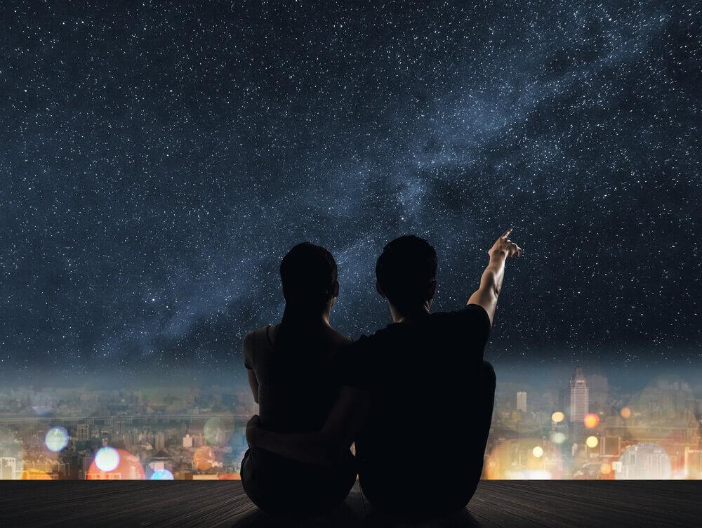 Viajarei até aquela estrela com você ou sem você