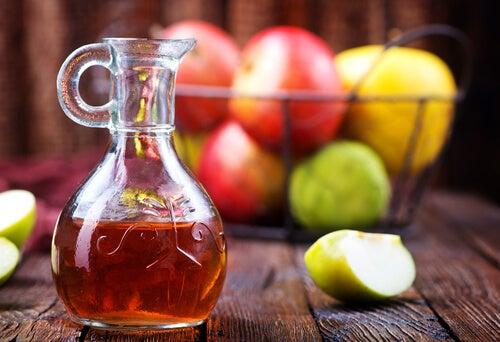 Vinagre e maçã ajuda a tratar a vaginose bacteriana