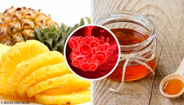Plantas e alimentos que impedem a coagulação do sangue