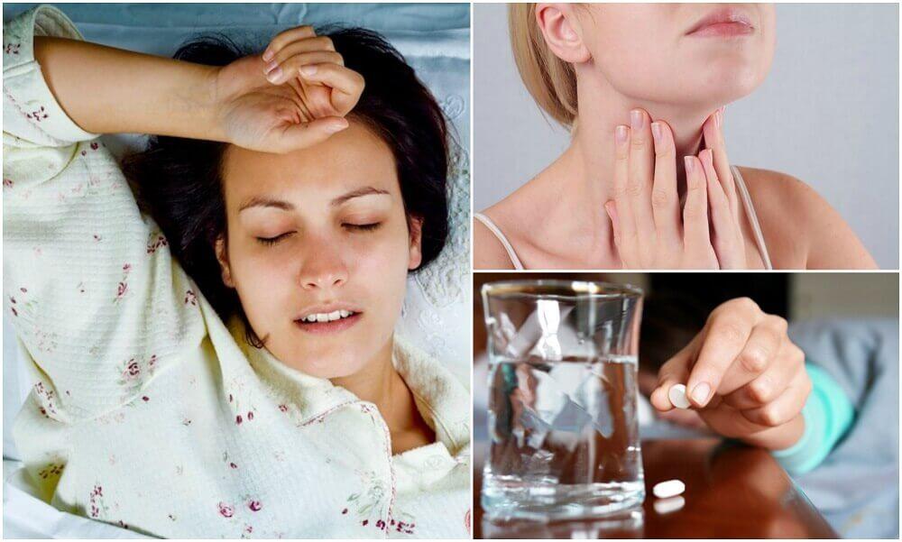 6 causas médicas de suores noturnos