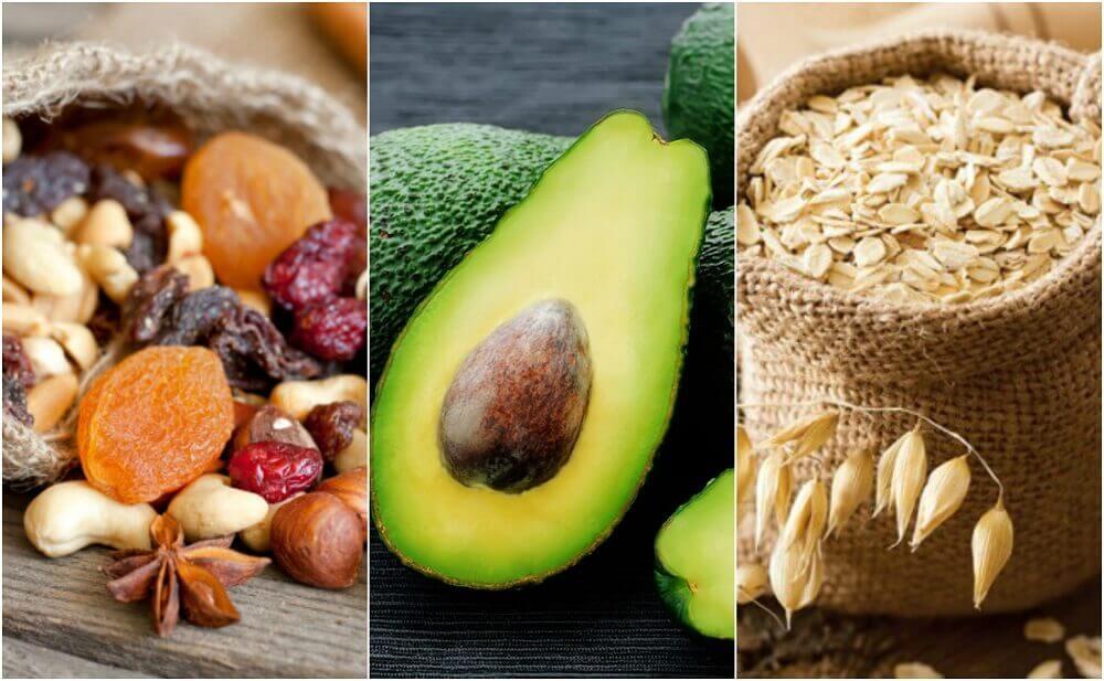 Os 6 melhores alimentos para aumentar os níveis de colesterol bom (HDL)