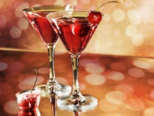 As bebidas alcoólicas podem provocar sensação de frio