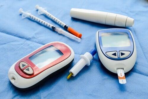 Equipamento para medir glicemia