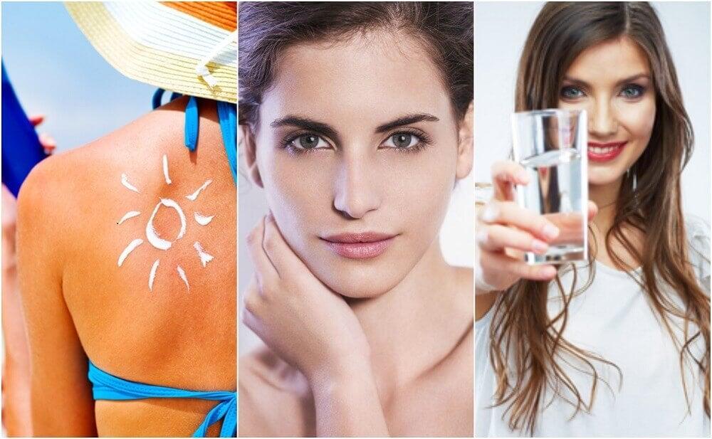 6 hábitos para prevenir o envelhecimento precoce da sua pele