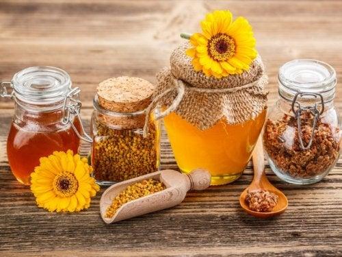 Benefícios do própolis e do mel