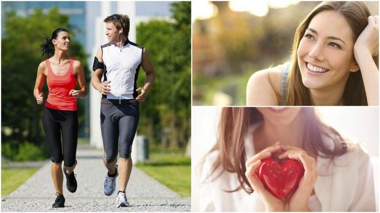 8 razões pelas quais você deveria começar a se exercitar