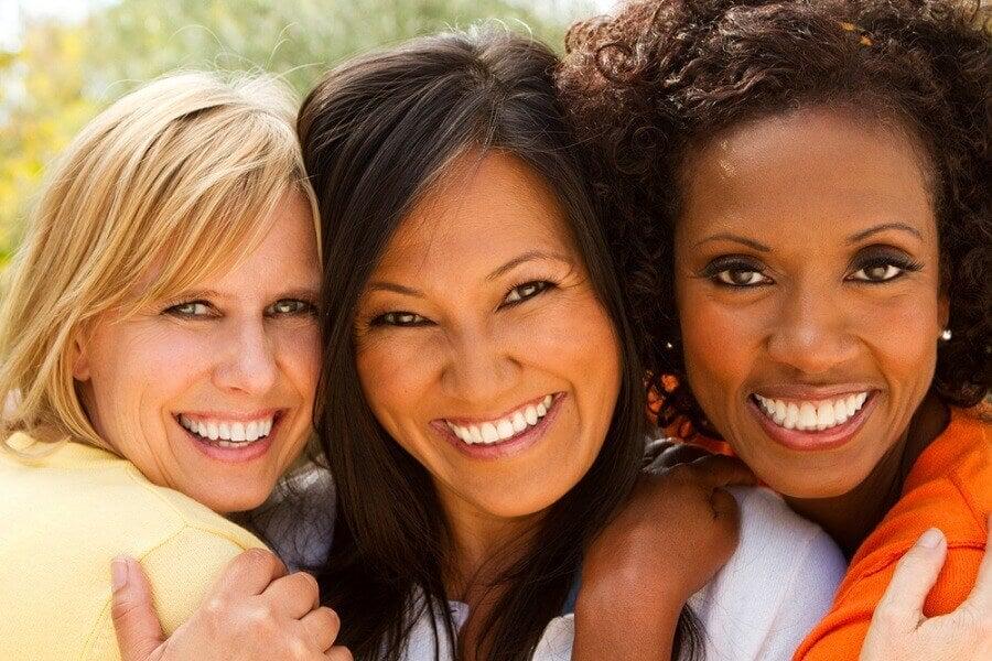 Produtos de beleza para mulheres com mais de 40 anos