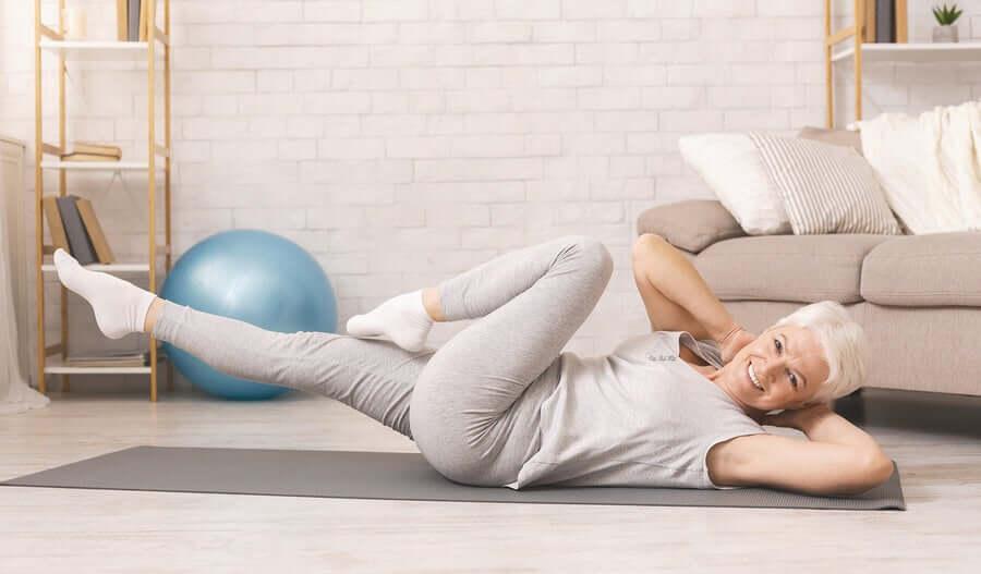 Dieta para perder peso na menopausa