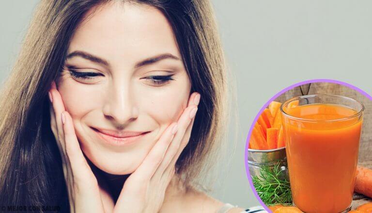 Alimentos para ter uma pele saudável