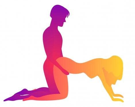 Posições sexuais mais prazerosas para as mulheres