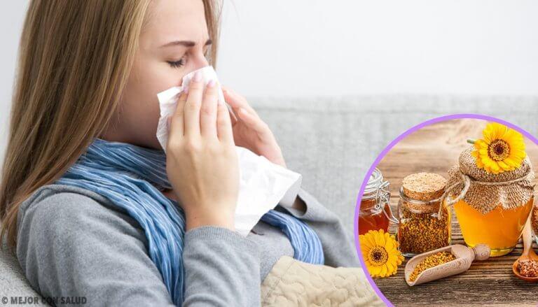 Como tomar própolis ao sentir os primeiros sintomas de gripe e resfriado