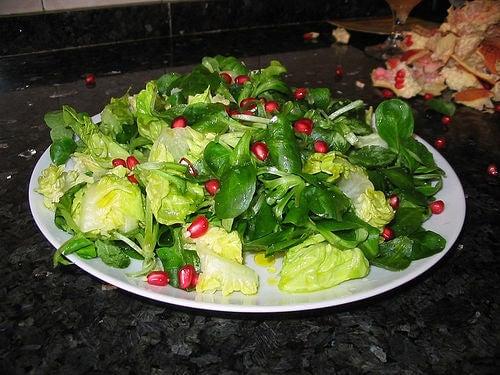 Uma Alimentação equilibrada pode controlar o cortisol alto