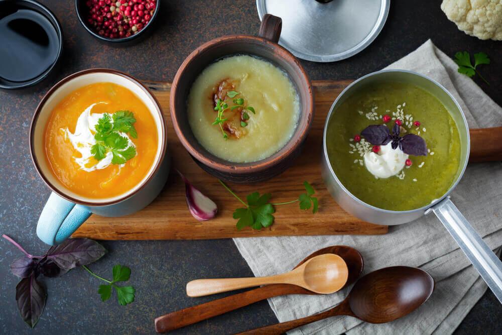 4 sopas detox para desintoxicar seu organismo de maneira deliciosa