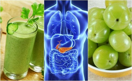 5 remédios naturais para limpar o pâncreas