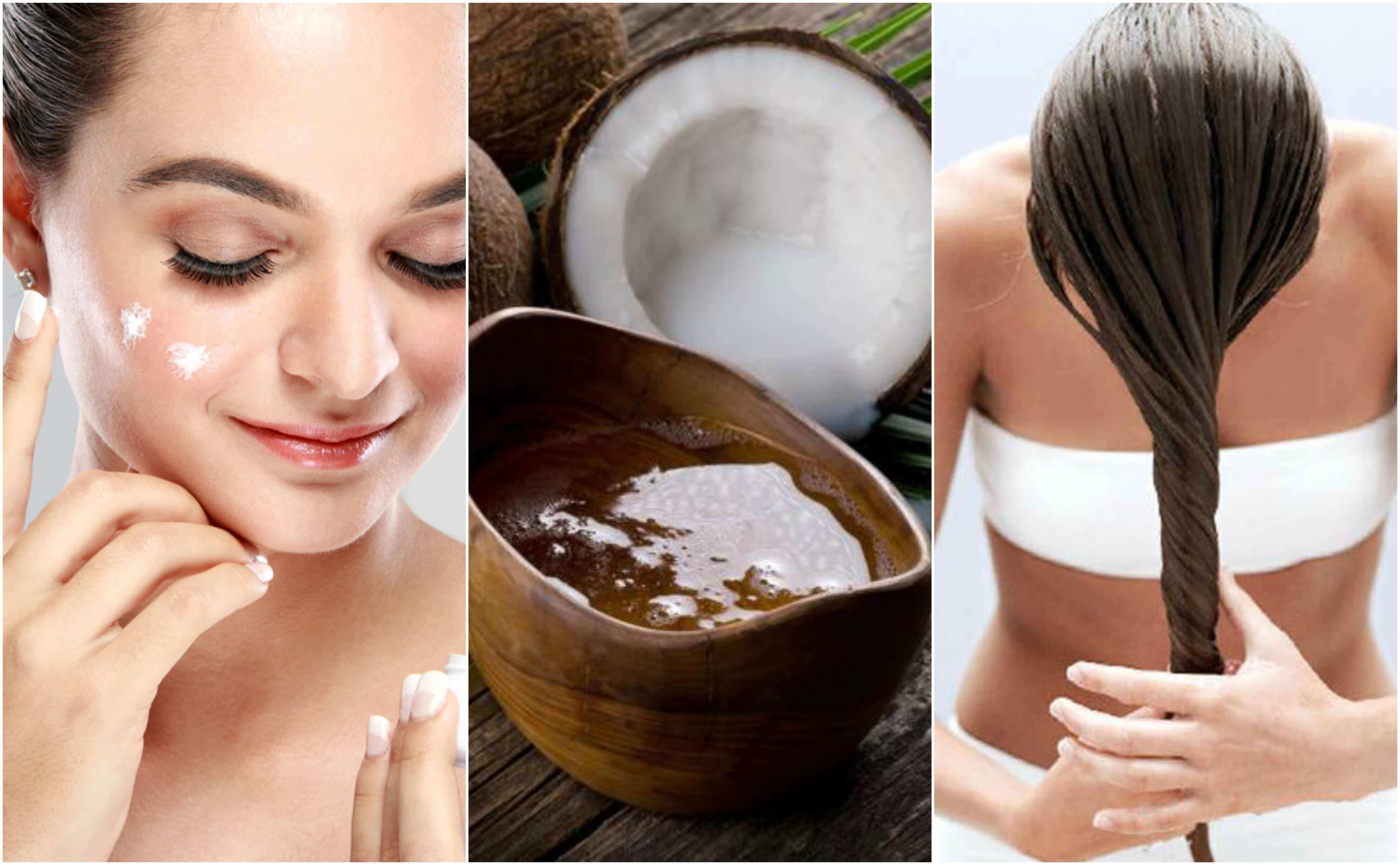 Você conhece os usos cosméticos do óleo de coco? Descubra 5 tratamentos
