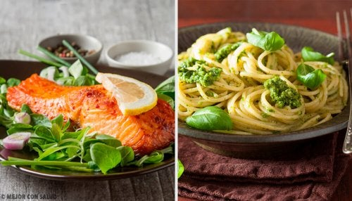 3 ideias saudáveis para jantares rápidos