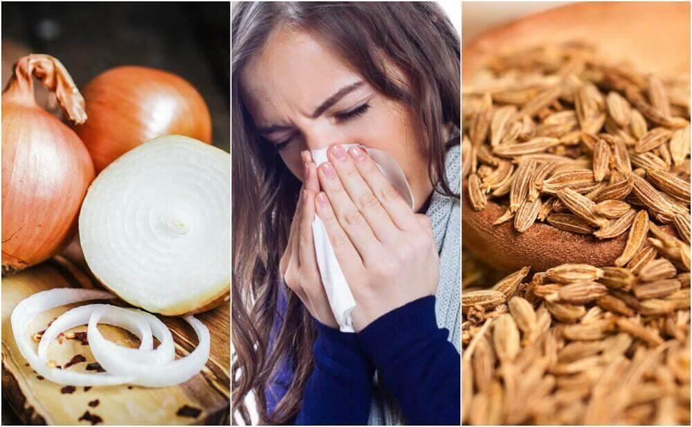 5 remédios caseiros para acabar com o corrimento nasal