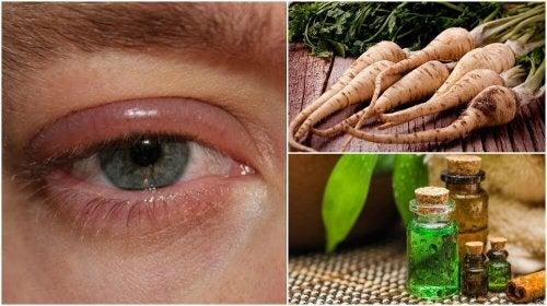 5 remédios caseiros para a inflamação das pálpebras