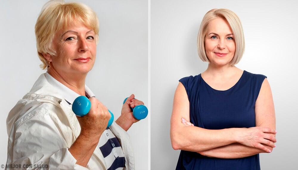 5 truques para ser feliz e saudável durante a menopausa