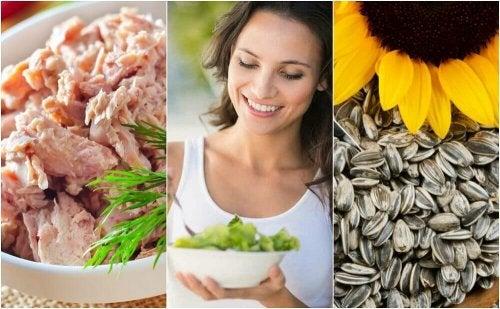 6 alimentos que ajudam a aumentar a serotonina