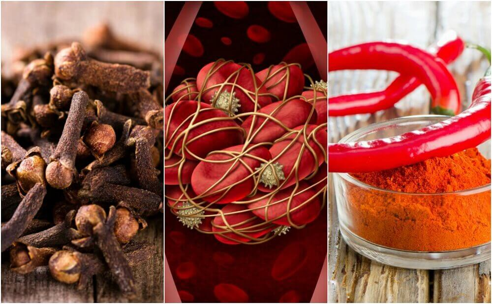 6 tratamentos naturais para os coágulos sanguíneos