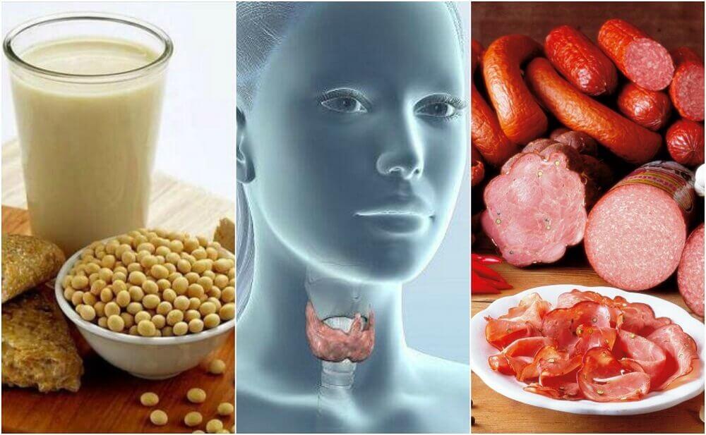 7 alimentos proibidos se você sofre com hipotireoidismo