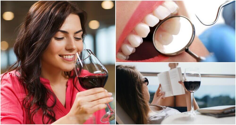 8 razões para beber vinho tinto moderadamente