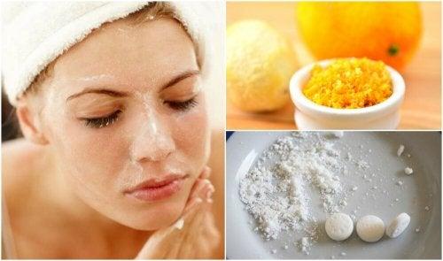 8 remédios rápidos para remover espinhas do rosto