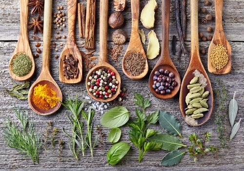 Especiarias para acelerar o metabolismo