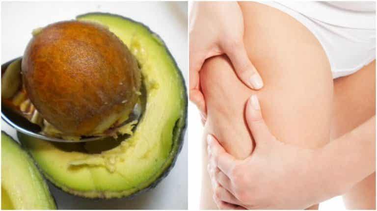 Como usar a semente de abacate no tratamento da celulite