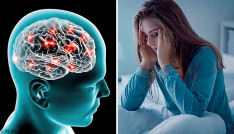 O que acontece em seu corpo quando não dorme o suficiente?