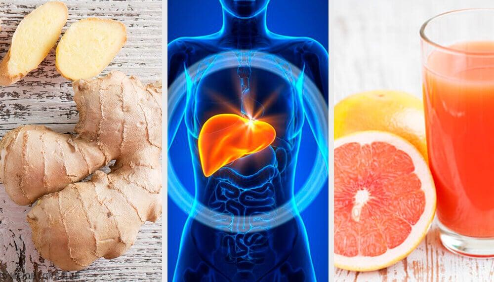O que devo comer se tenho fígado gorduroso?